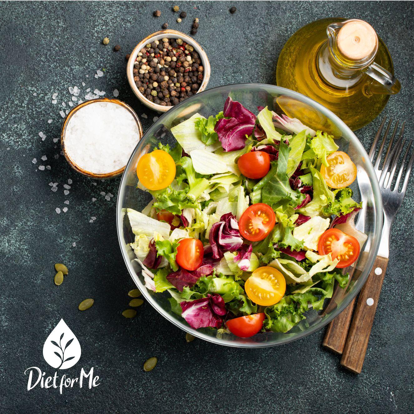 Προσθέστε τη σαλάτα στη διατροφή σας